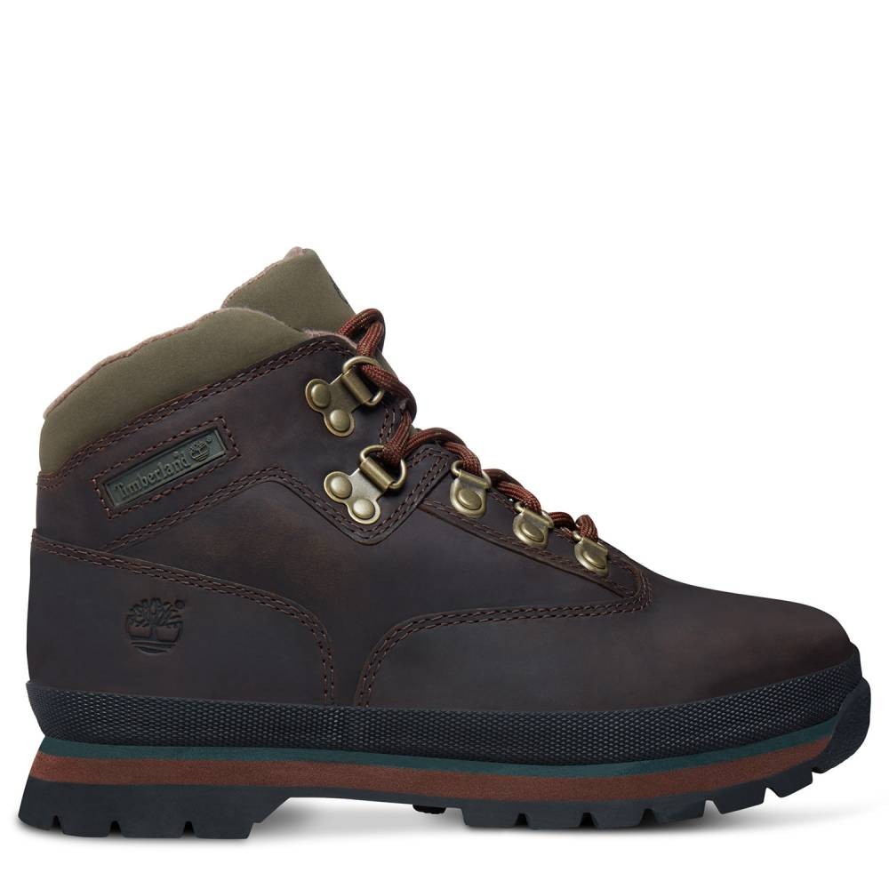 Ботинки Euro Hiker Brown SM BrownДети от 5 лет до 9 лет<br><br><br>kit: None