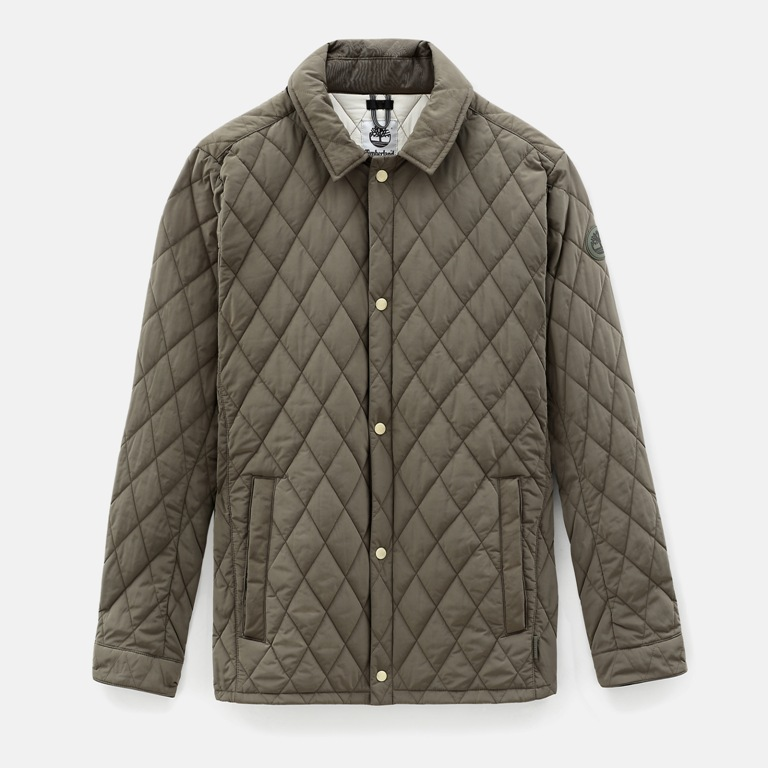 Куртки Mount Crawford Quilted Overshirt фото