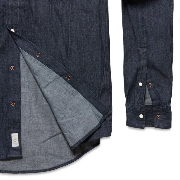 Рубашка LS Rope River Denim