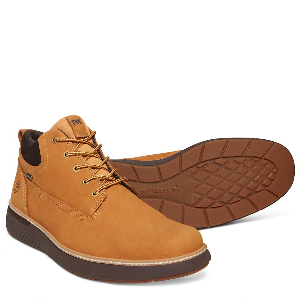 Ботинки Cross Mark Chukka