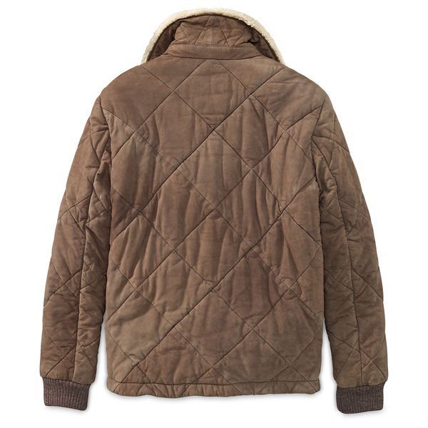 Куртка Skye Peak Quilted Leather