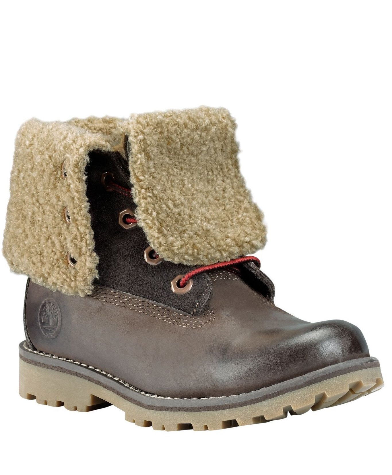 Ботинки Authentic Shearling 6-nch YouthДети от 5 лет до 9 лет<br><br><br>kit: None