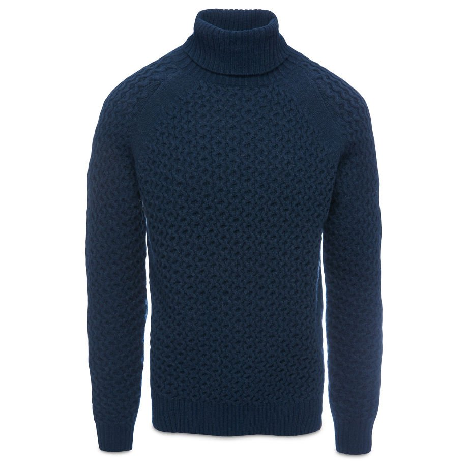 Свитер Simms River Roll Neck
