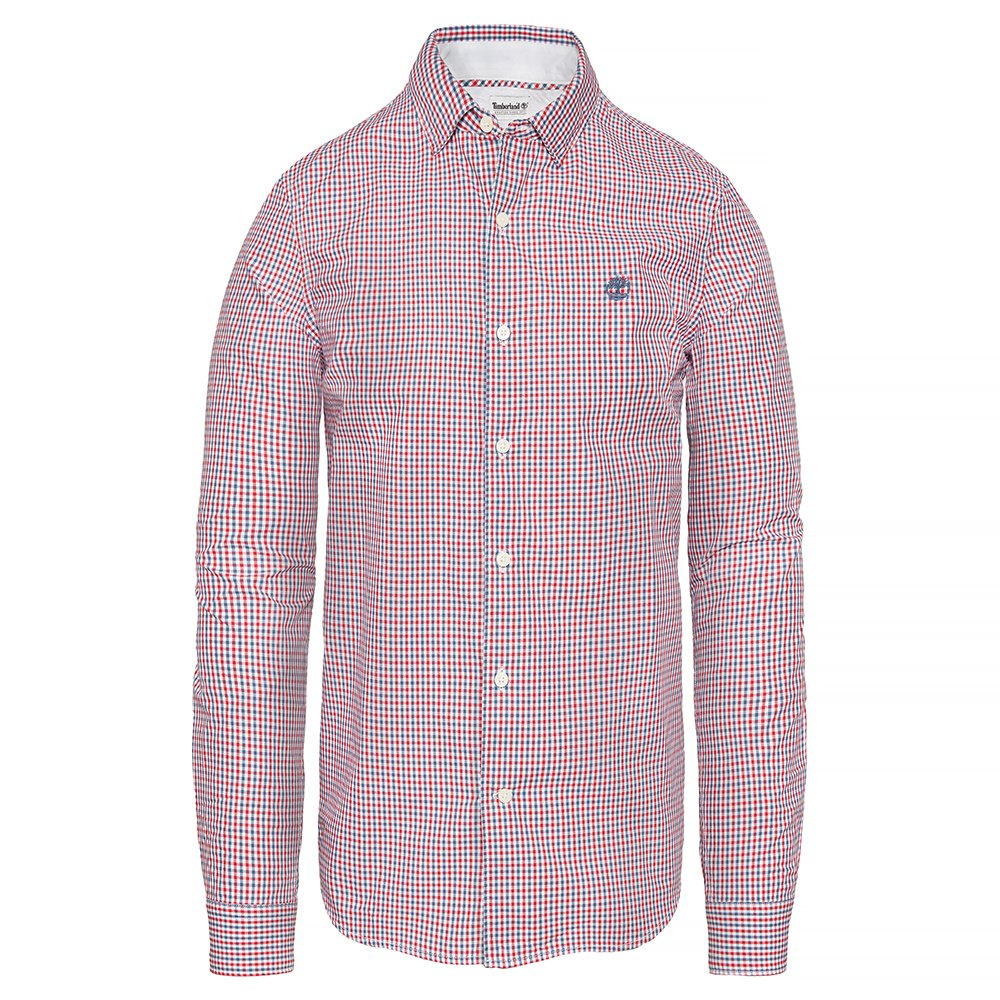 Suncook River Gingham Shirt от Timberland