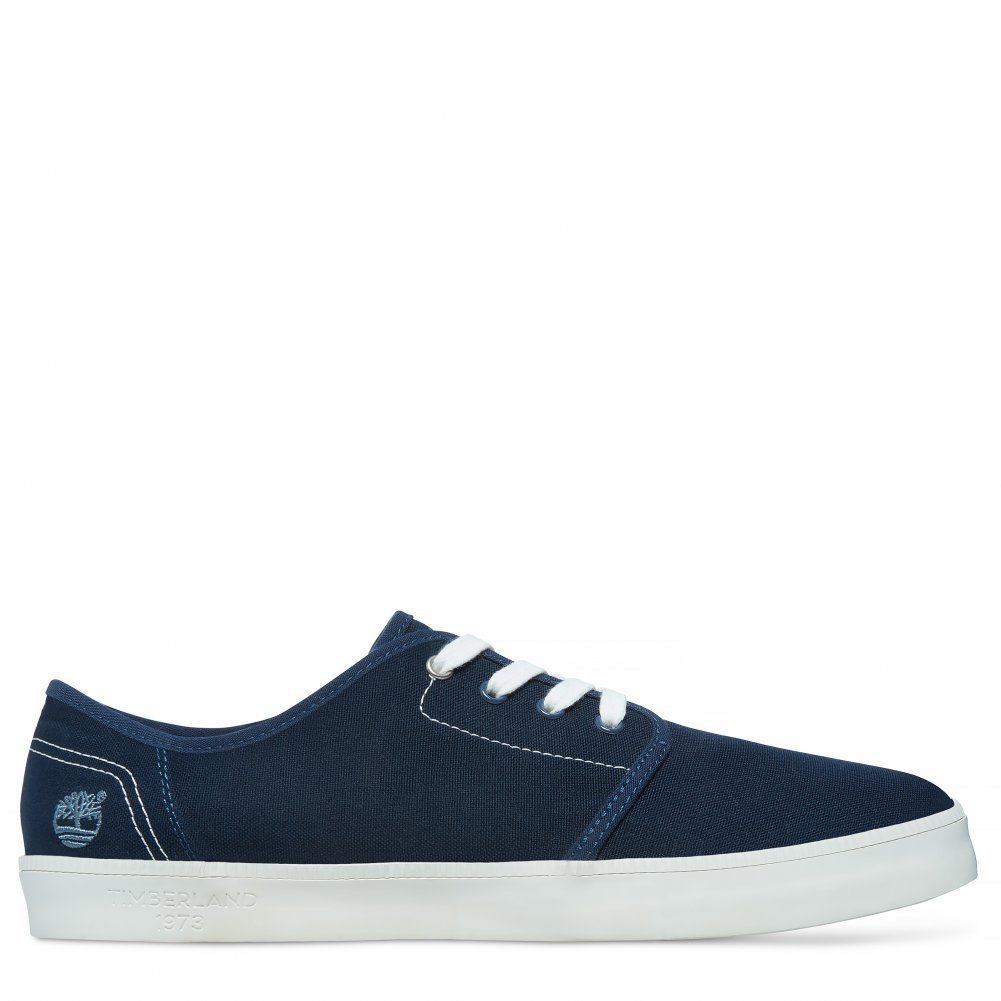 Кеды Newport Bay Canvas Plain