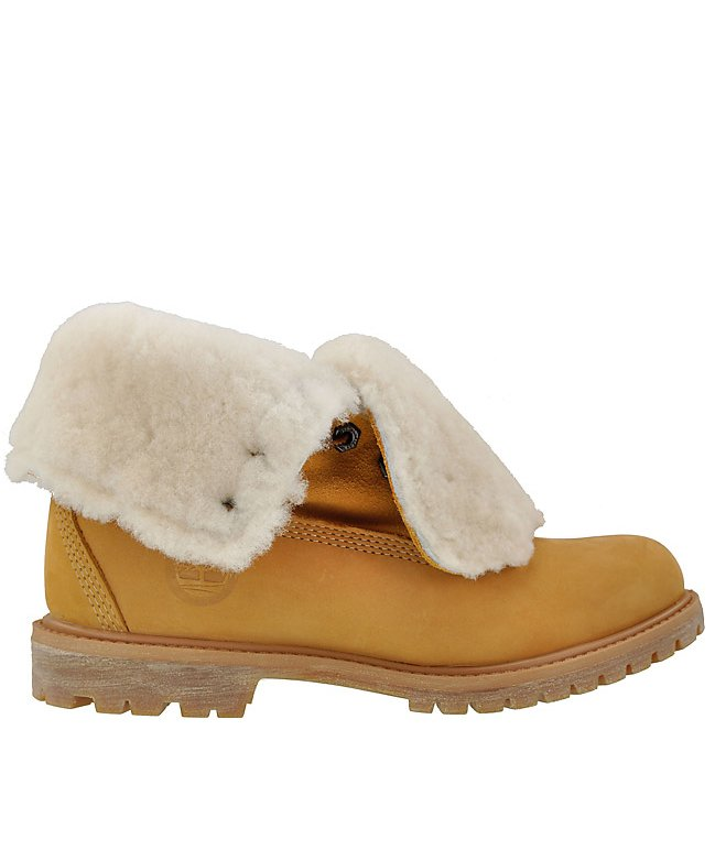Authentics shearling boots от Timberland