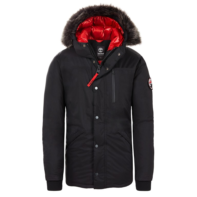 Scar Ridge Expedition DryVent Parka, Черный, Scar Ridge Expedition DryVent Parka