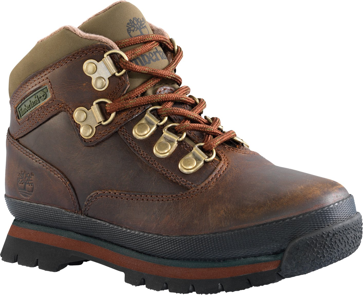 Ботинки Euro Hiker Brown SM BrownДети от 9 лет до 13 лет<br><br><br>kit: None